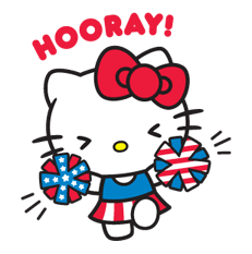 Hello Kitty Limited Edition Sticker 10
