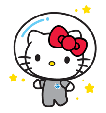 Hello Kitty Limited Edition Sticker 15
