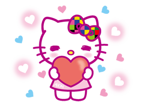 Hello Kitty Limited Edition Sticker 20