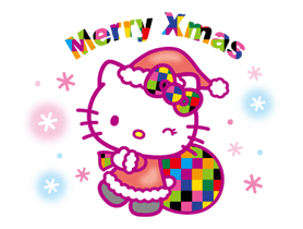 Hello Kitty Limited Edition Sticker 24