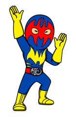 Masked Rider Sticker 9