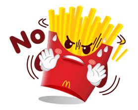 McDonald's Sticker 11