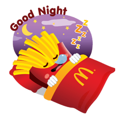 McDonald's Sticker 15
