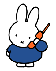 Miffy Sticker 2