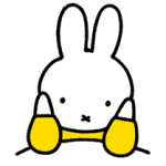Miffy Sticker 3