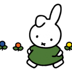 Miffy Sticker 4