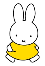 Miffy Sticker 5