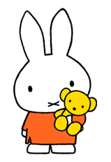 Miffy Sticker 8