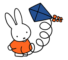 Miffy Sticker 18