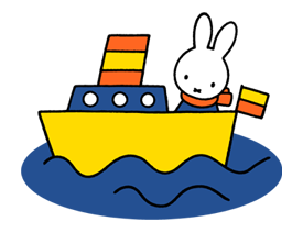 Miffy Sticker 20