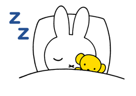 Miffy Sticker 31