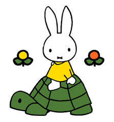 Miffy Sticker 32