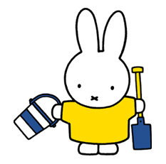 Miffy Sticker 34
