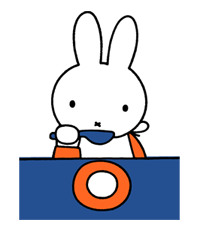 Miffy Sticker 35