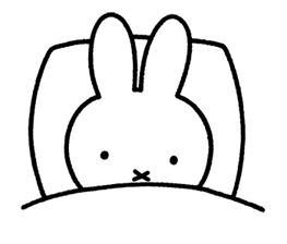 Miffy Sticker 36