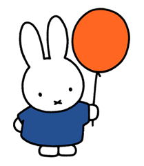 Miffy Sticker 37