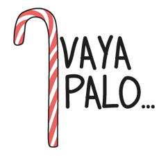 Pueblo moden Christmas Edition Sticker 5