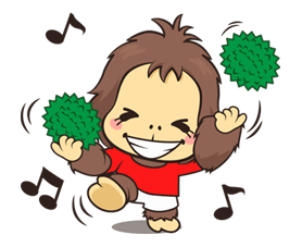 OrangUtan Sticker 6