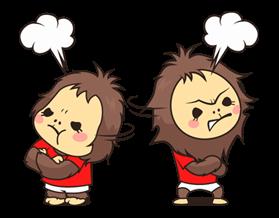 orangutan Sticker 13