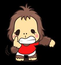 orangutan Sticker 15