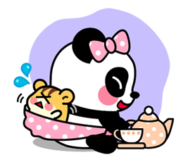 Pan & Ham Sticker 15