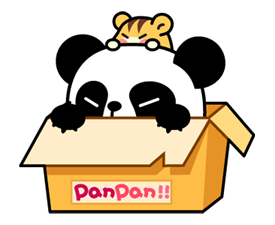 Pan & Ham Sticker 29