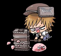 Ragnarok Sticker 14