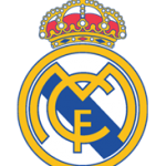 Real Madrid officiële Sticker 1
