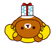 Rilakkuma Xmas New Year Sticker 30