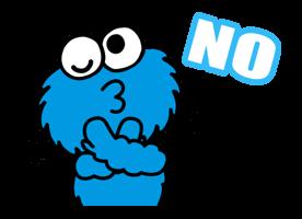 Sesame Street Happy Day Sticker 30