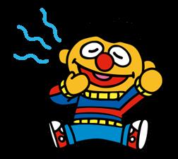 Sesame Street Happy Day Sticker 33