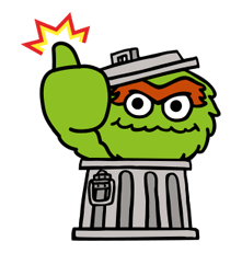 Sesame Street Happy Day Sticker 36