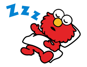 Sesame Street Happy Day Sticker 39