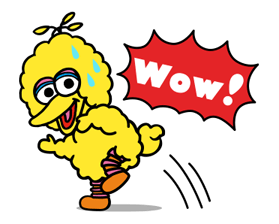 Sesame Street Happy Day Sticker 4