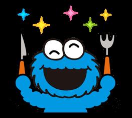 Sesame Street Happy Day Sticker 6