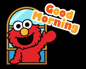 Sesame Street Happy Day Sticker 7