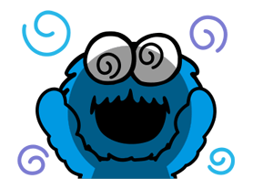 Sesame Street Happy Day Sticker 8