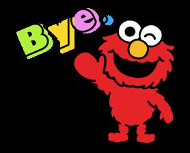 Sesame Street Happy Day Sticker 15