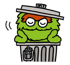 Sesame Street Happy Day Sticker 17