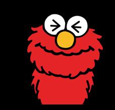 Sesame Street Happy Day Sticker 20