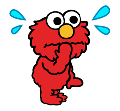 Sesame Street Happy Day Sticker 25