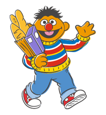 Sesame Street Sticker 37