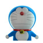 Beni Doraemon Sticker Stand By 5