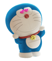 Stand By Me Doraemon adesivo 8