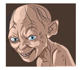 The Hobbit Sticker 4