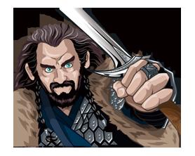 The Hobbit Sticker 5