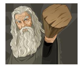 The Hobbit Sticker 7