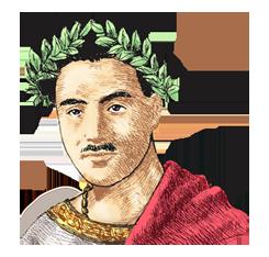 THERMAE ROMAE Sticker 36