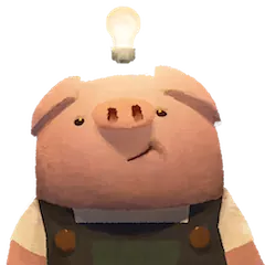 The Dam Keeper Sticker 7