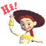Toy Story Sticker 5